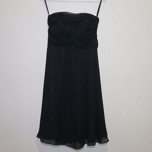 Black House White Market Chiffon LBD